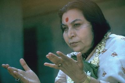 Shri Mataji Inde 1981