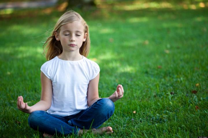 Meditation spontanée